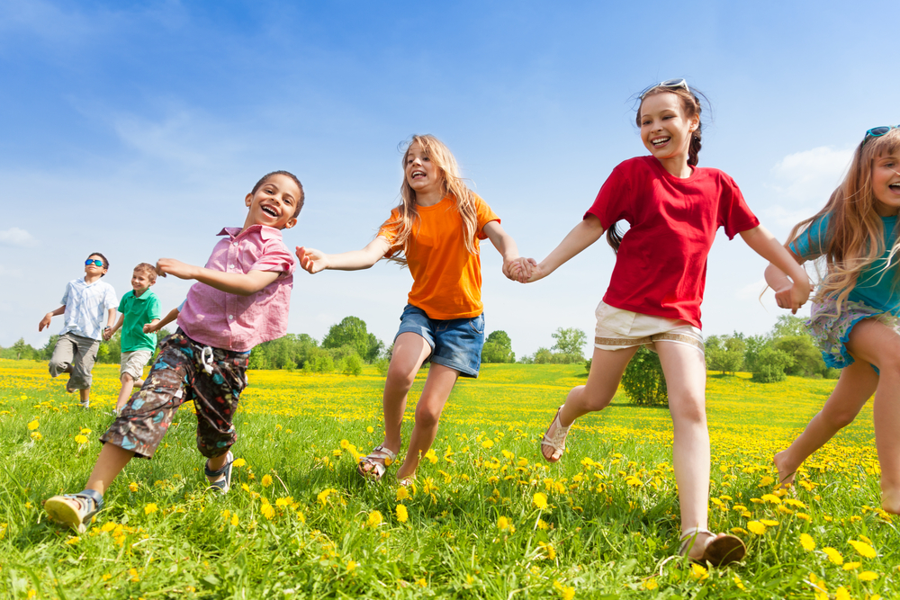 Children Outside Play Expository Essay  AcademicHelpnet