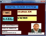 Development of Digit Clock System