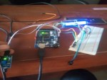 Fire Detection System Using Arduino and Flames Sensor