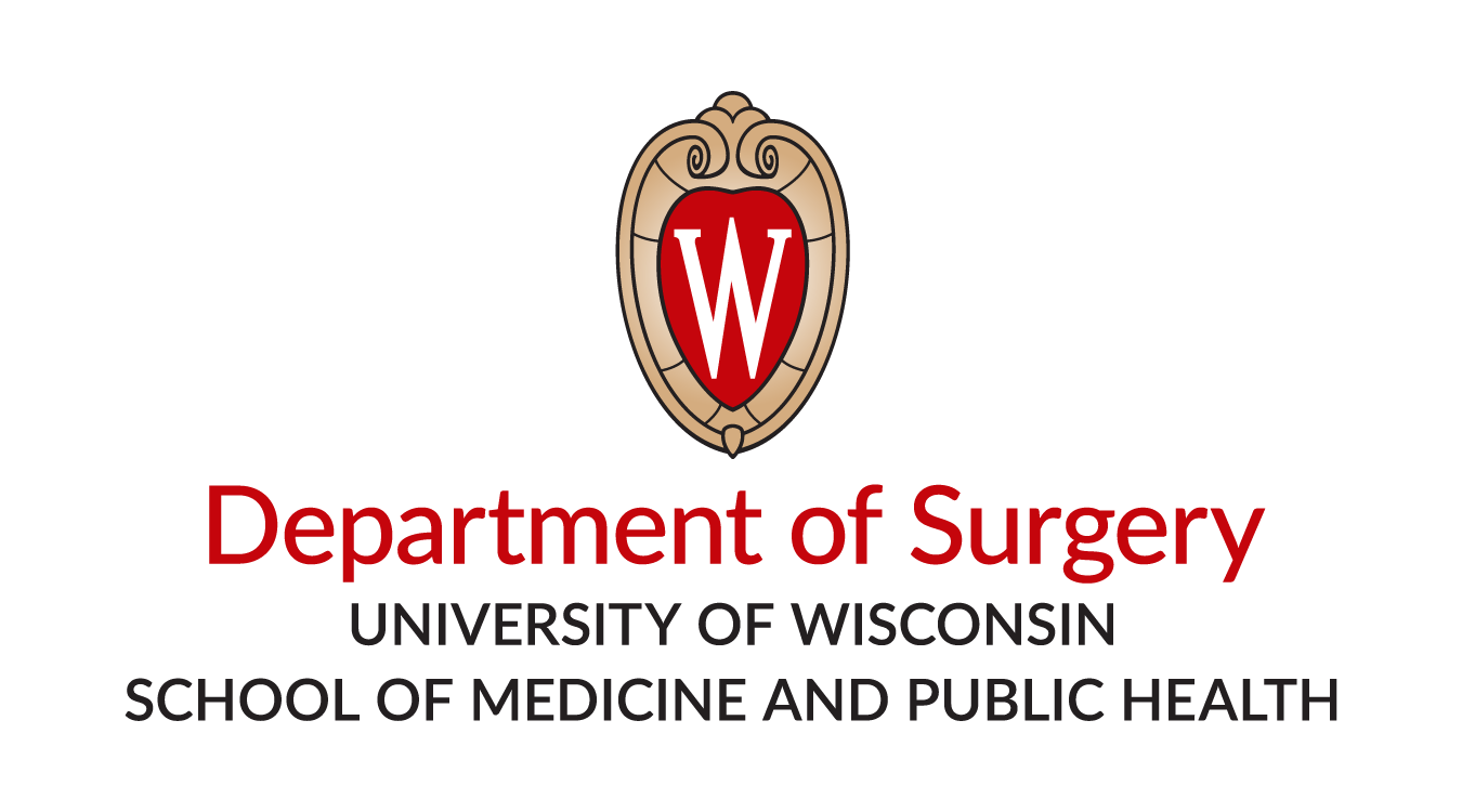 Image result for University of Wisconsin Department of SurgeryLogo