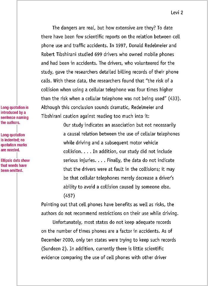 benefits of floating quotes in mla format picture ptn strecke beispiel essay good narrative essay spm park