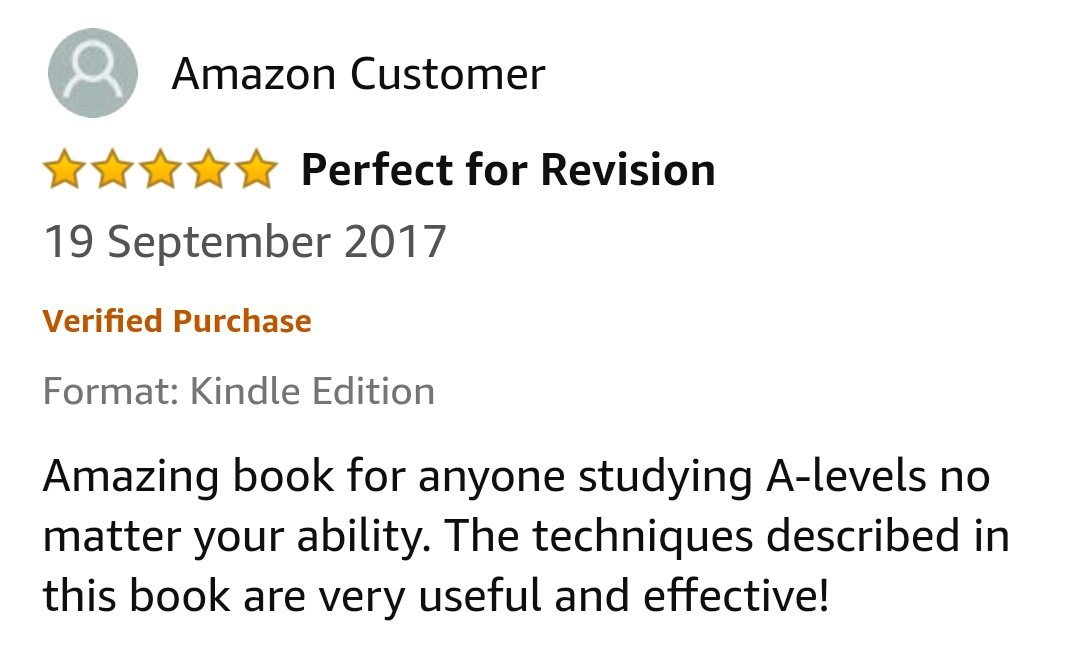 A-level-Student Reviews 60
