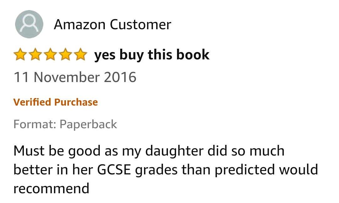 GCSE Reviews 15