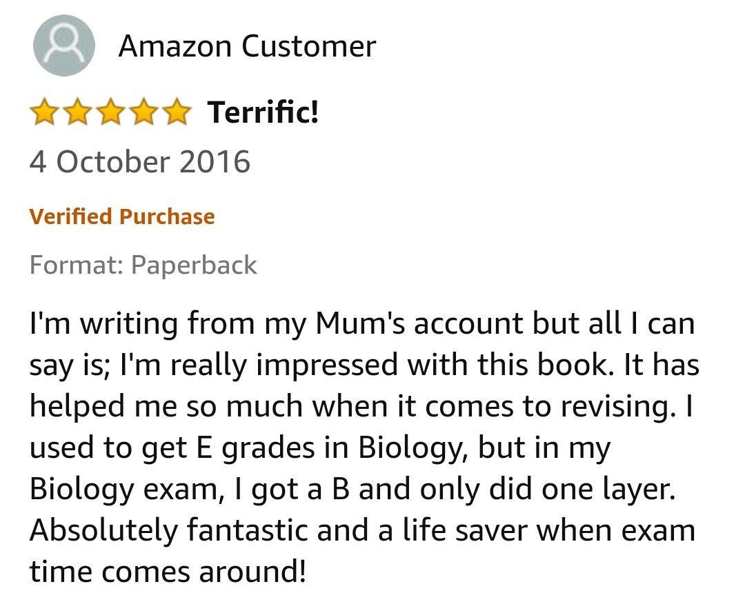 GCSE Reviews 18
