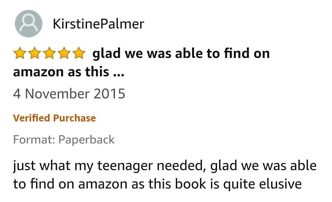 GCSE Reviews 21