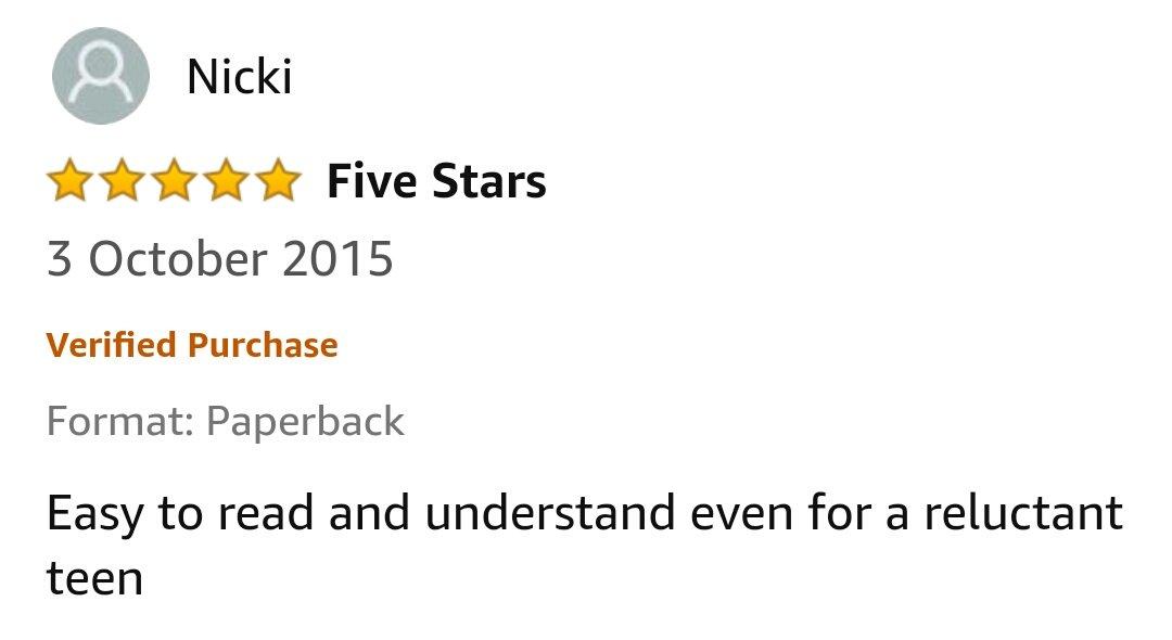 GCSE Reviews 34