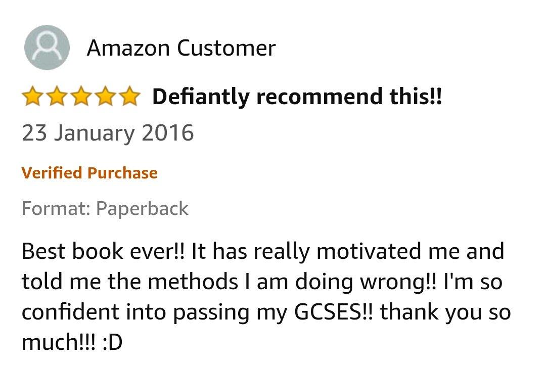 GCSE Reviews 42