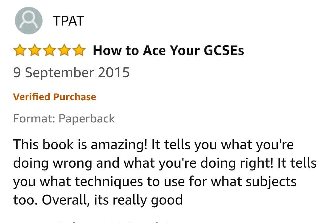 GCSE Reviews 5