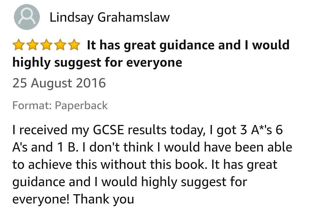 GCSE Reviews 74