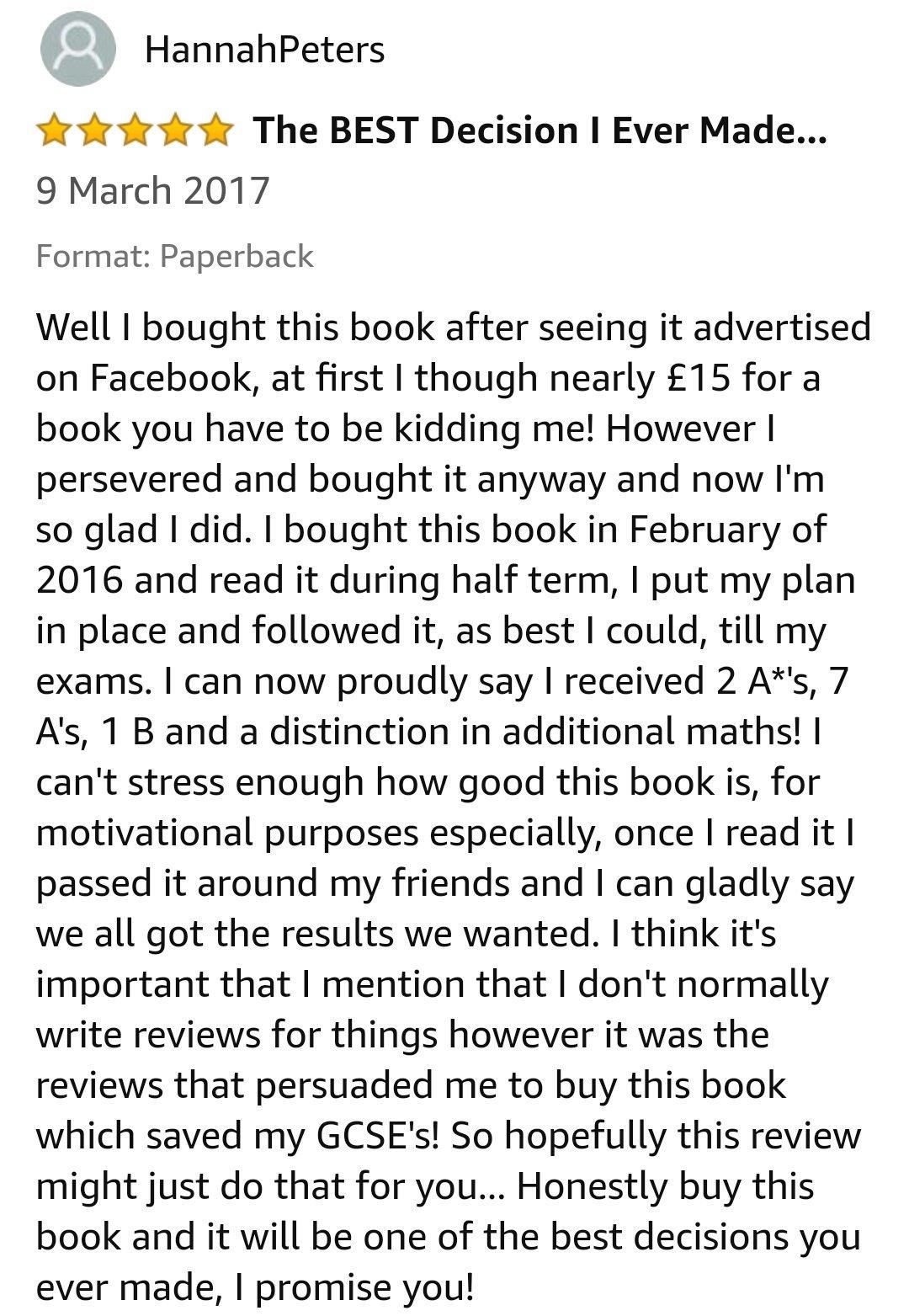 GCSE Reviews 84