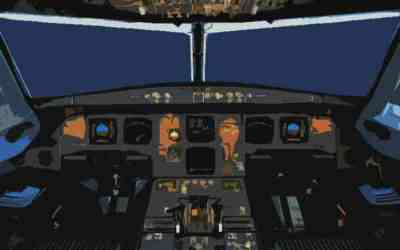 Study: Automation of transport aircraft by 2050