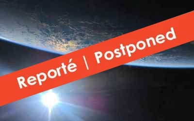 Our space environment, opportunities, issues and hazards (Postponed)