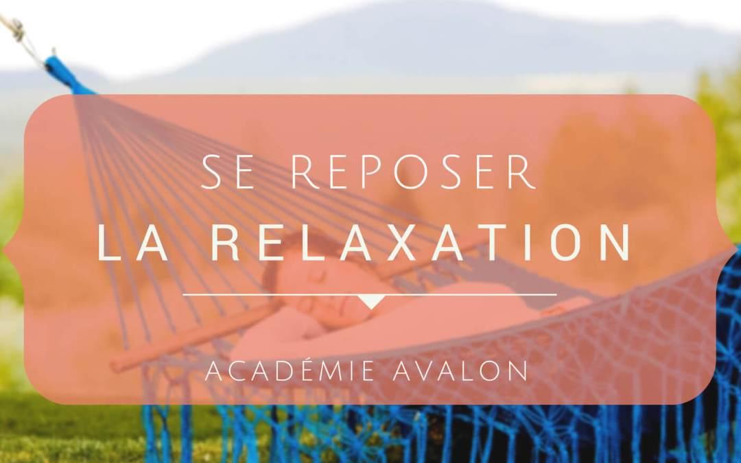Cours La relaxation en naturopathie