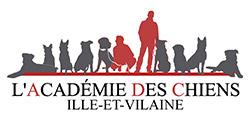 logo-académie des chiens ille et vilaine