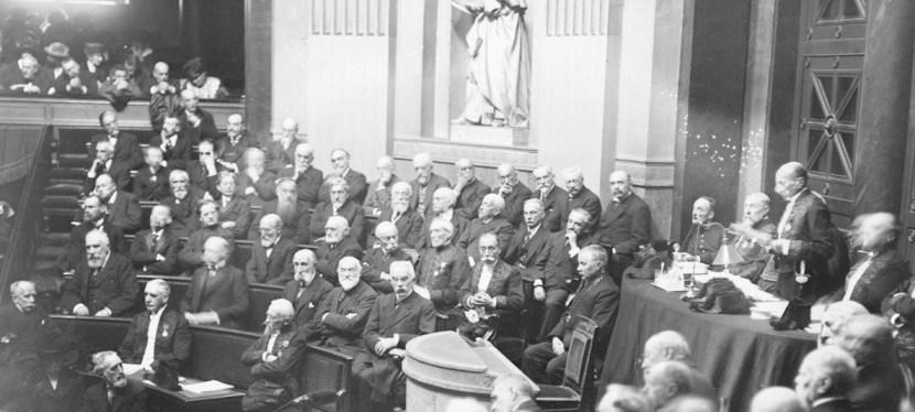 Présidents de l'Académie depuis 1832