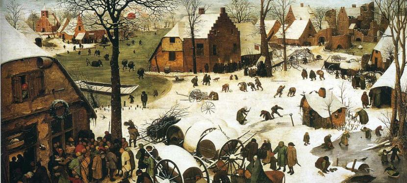 Sur les fluctuations du climat de la France septentrionale et centrale depuis le XVIIe siècle