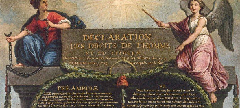 La France et les droits de l'Homme : du culte au mépris