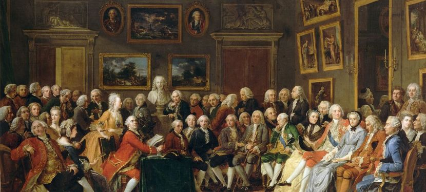 L'Europe, république des lettres et des arts (16e -18e siècles)