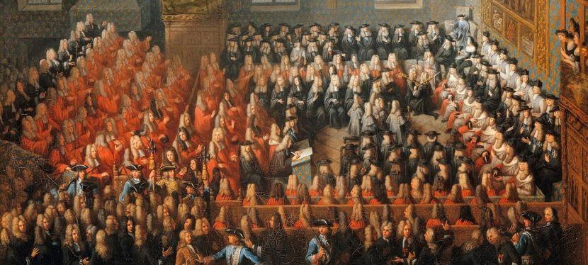 Sculpture, peinture et histoire du droit français