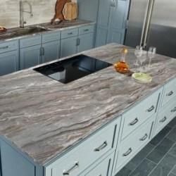 fantasy brown marble quartzite granite countertops vs kitchen backsplash academy counters slab october tile polished stone interior