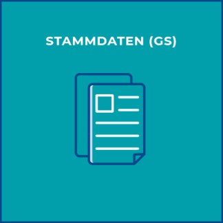 Stammdaten (GS)