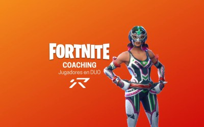 Live Coaching (2 Players) Fortnite para eSports by Ruiz_player