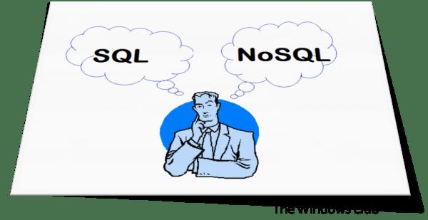 ¿SQL vs. NoSQL?