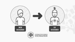 Comment changer votre carrière de designer web à designer UX