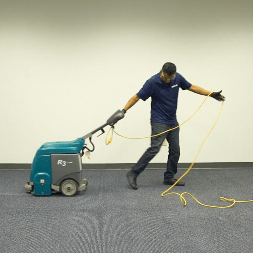 Interim Carpet Maintenance