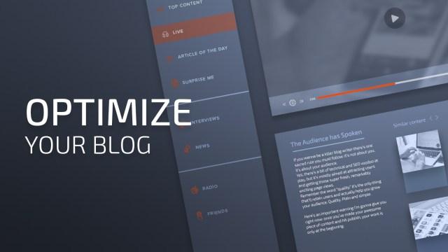 Image result for optimize blog