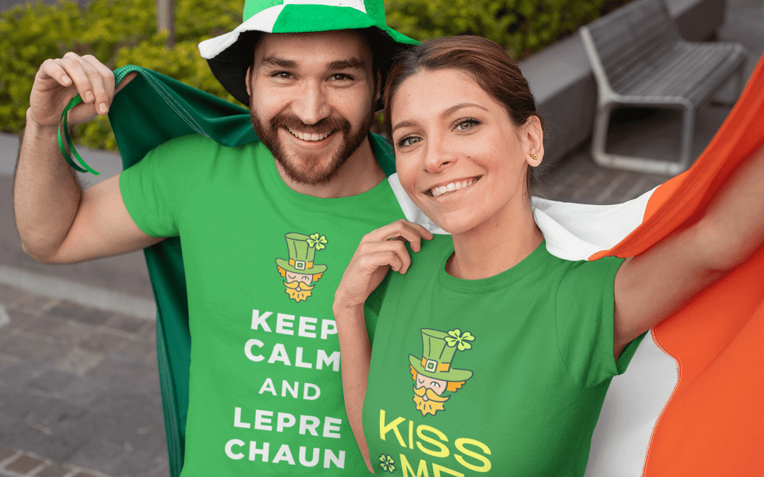 St. Patrick's Day: Your Print-on-Demand Guide