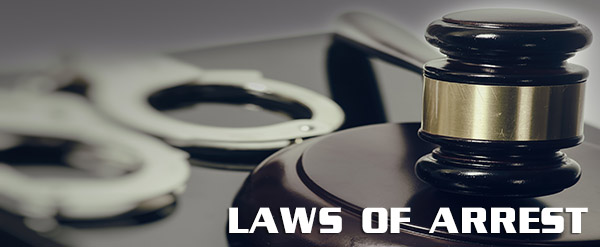 Law of Arrest, 2nd edition course image