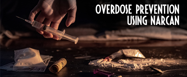 Overdose Prevention using Narcan