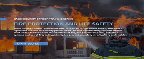 BSOTS: Fire Protection and Life Safety course image