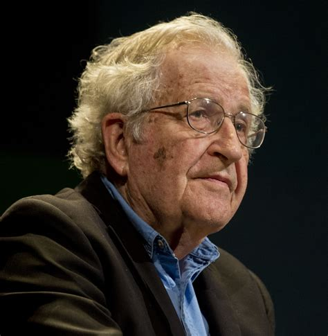 Chomsky speaks