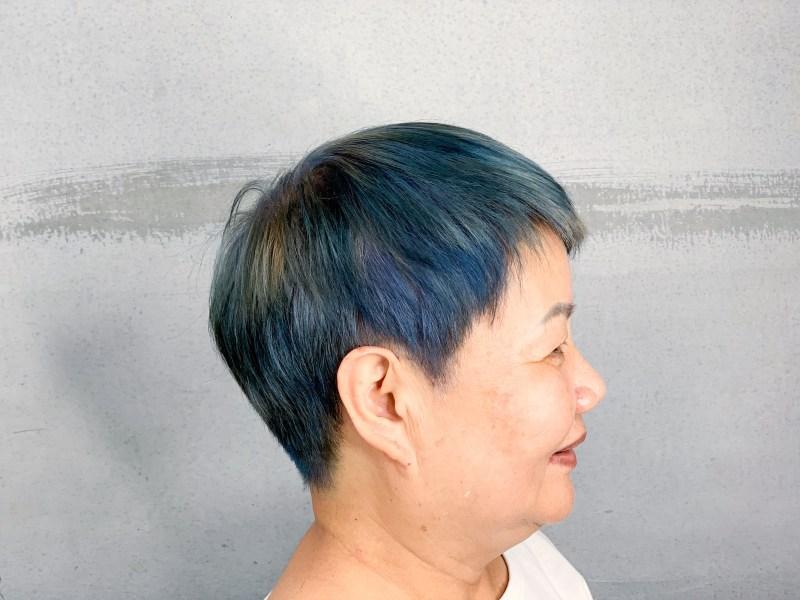 白髮的染髮思考2