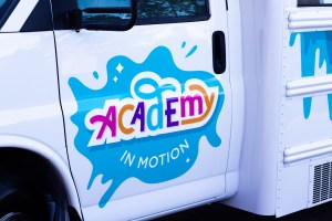 Academy in Motion
