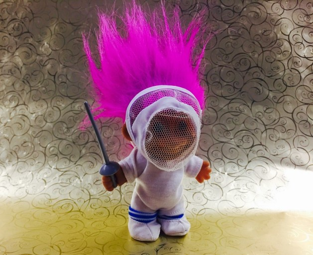 12 Ways to become happier fencer in a new year