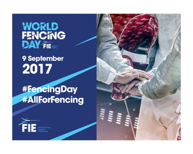 World Fencing Day - September 9, 2017