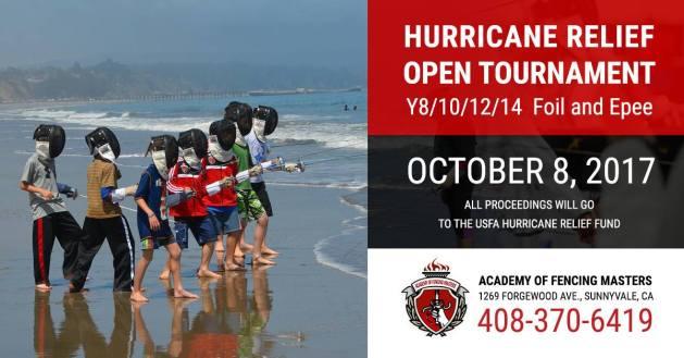 AFM Hurricane Relief Tournament