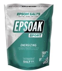 Epsoak SPORT Epsom Salt for Athletes