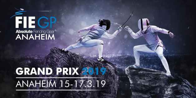Absolute Fencing Gear Foil Grand Prix Anaheim 2019