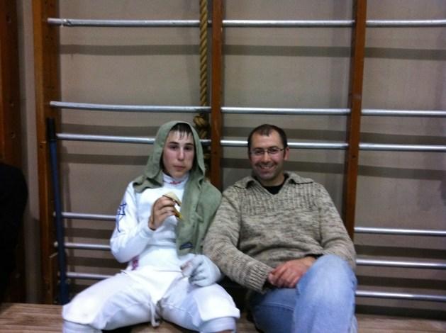 Yuval Freilich and Pasha Evdokimov