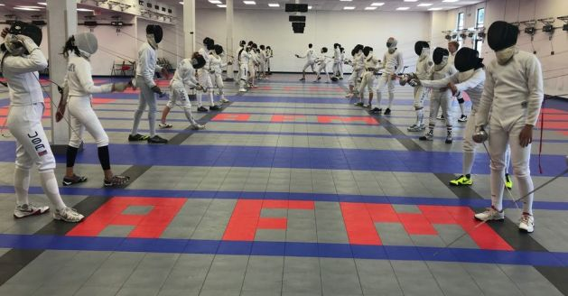 AFM Becomes an Epee-only Fencing Club