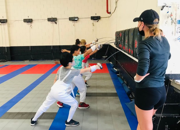 How to Get Your Child Started in Fencing this Fall