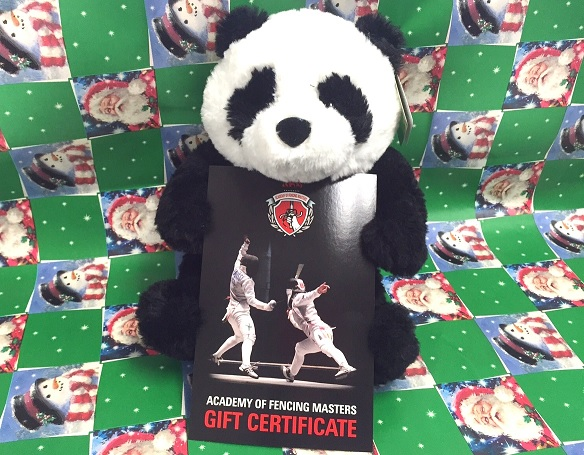 Holiday Fencing Gift Ideas