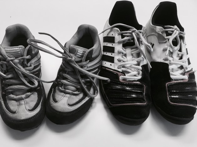 Fencing Shoe Care1