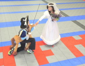 Fencing, Sport of Royalty