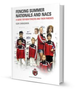 Fencing Summer Nationals and NACs guide - 3D cover