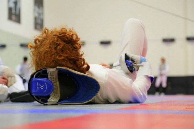 How much sleep fencers need